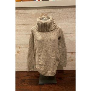 Cynthia Rowley Chunky Turtleneck Sweater
